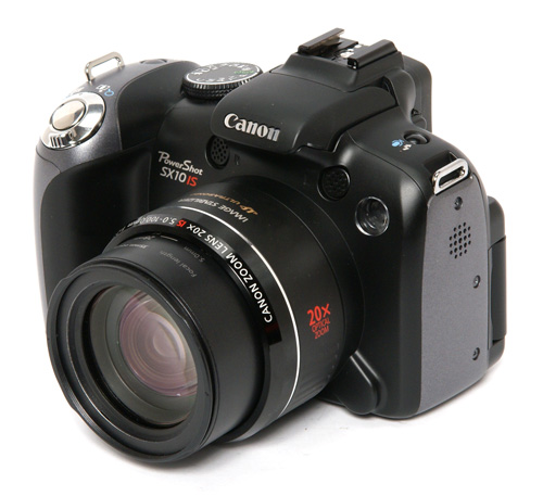 Canon Power Shot SX 10 IS